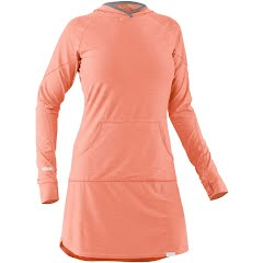 Nrs Women's H2Core Silkweight Hoodie Dress Image