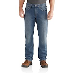 Carhartt Men's Rugged Flex Relaxed Straight Jean Image