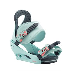 Burton Women's Citizen Re:Flex Snowboard Binding Image