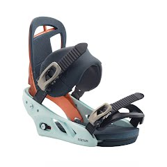 Burton Women's Scribe Re:Flex Snowboard Binding Image