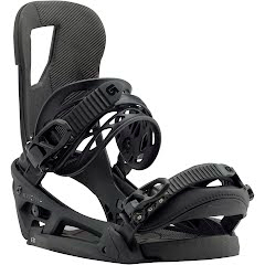 Burton Men's Cartel EST Snowboard Bindings Image