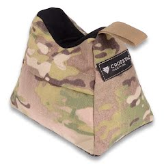 Crosstac Rear Shooting Bag Rest Prefilled Image