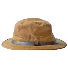 Filson Men's Insulated Tin Cloth Packer Hat Image