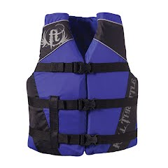 Full Throttle Youth Nylon Watersports Vest Image