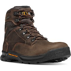 Danner Men's Crafter 6 Inch Work Boots Image