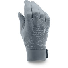 Under Armour Men's UA No Breaks ColdGear Infrared Liner Glove Image