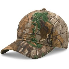 Under Armour Men`s UA Camo Stretch Fit Cap Image