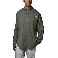 Columbia Men's PFG Tamiami II Long Sleeve Shirt Image