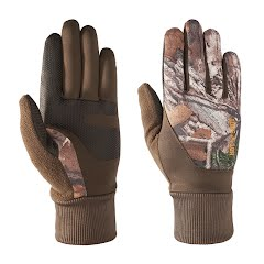 Hot Shot Eagle Stretch Fleece Glove with Touchscreen Compatability Image