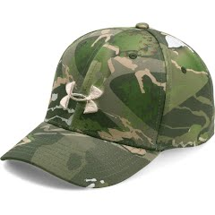 Under Armour Women's UA Camo Cap Image