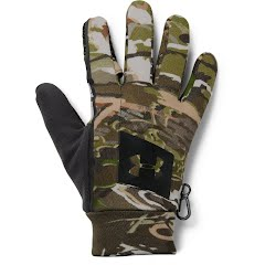 Under Armour Men's UA Hunt Early Season Fleece Gloves Image