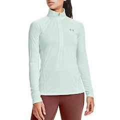 Under Armour Women's UA Tech 1/2 Zip Image