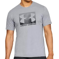 Under Armour Men's UA Boxed Sportstyle Short Sleeve Tee Image