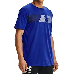 Under Armour Men's UA Fast Left Chest Short Sleeve Image