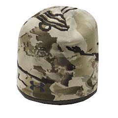 Under Armour UA Reversible Camo Beanie Image