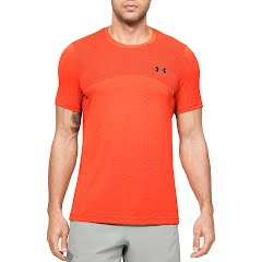 Under Armour Men's UA Seamless Short Sleeve Image