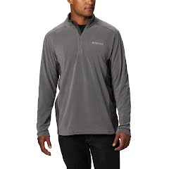 Columbia Men's Klamath Range II Half Zip Fleece Pullover (Tall) Image