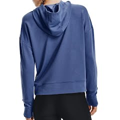 Under Armour Women's Rival Terry Taped Hoodie Image