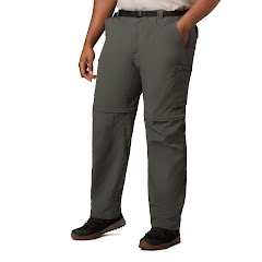 Columbia Men's Silver Ridge Convertible Pant (Extended Sizes) Image
