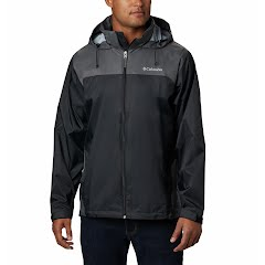 Columbia Men's Glennaker Lake Rain Jacket- Tall Image