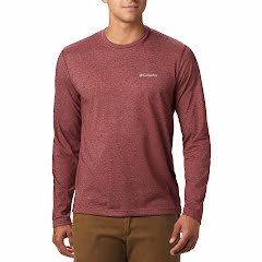 Columbia Men's Thistledown Park Long Sleeve Crew Neck Shirt (Tall) Image