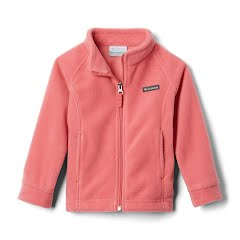Columbia Youth Girls Benton Springs Fleece Jacket Image