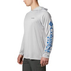 Columbia Men's PFG Terminal Tackle Hoodie- Tall Image