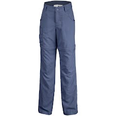 Columbia Girl's Youth Silver Ridge Convertible Pant Image