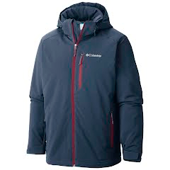 Columbia Men's Gate Racer Softshell Jacket Image