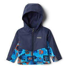Columbia Toddler Steens Mountain Overlay Hoodie Jacket Image