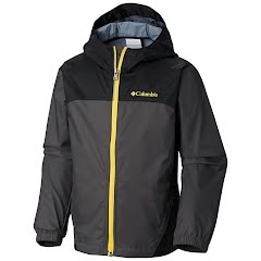 Columbia Boys Youth Glennaker Rain Jacket Image