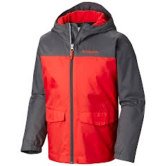 Columbia Boys Toddler Rain Zilla Jacket Image
