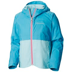 Columbia Girls Toddler Rain Zilla Jacket Image
