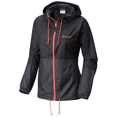 Columbia Women's Flash Forward Windbreaker (Extended Sizes) Image