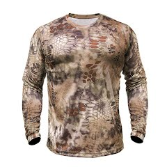 Kryptek Apparel Men's Hyperion Long Sleeve Shirt Image