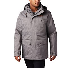 Columbia Men's Horizons Pine Interchange Jacket (Extended Sizes) Image
