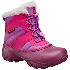 Columbia Youth Girl`s Rope Tow III Waterproof Boot Image