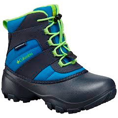 Columbia Youth Girl`s Rope Tow III Waterproof Winter Boot Image