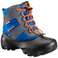 Columbia Youth Rope Tow III Waterproof Winter Boot Image