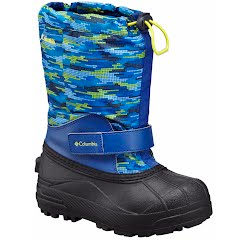 Columbia Youth Toddler Powder Bug Forty Winter Boot Image
