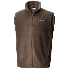 Columbia Men's Steens Mountain Fleece Vest Image
