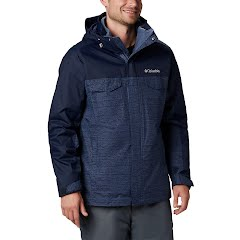 Columbia Men's Timberline Triple Interchange Jacket (Extended Sizes) Image