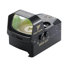 Nikon P-Tactical Spur 3 MOA Dot Tactical Sight Image
