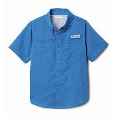 Columbia youth Boys' PFG Tamiami Short Sleeve Shirt Image