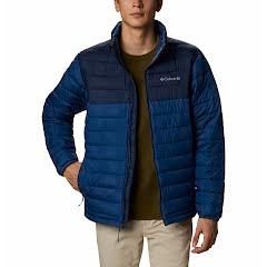 Columbia Men's Powder Lite Jacket (Extended Sizes) Image