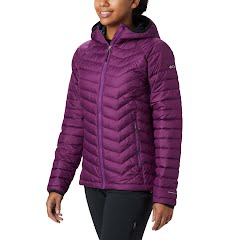 Columbia Women's Powder Lite Hooded Jacket Image