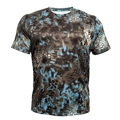 Kryptek Apparel Men's Hyperion Short Sleeve Crew Image