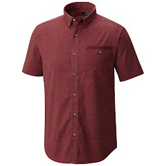 Mountain Hardwear Men's Denton Short Sleeve Shirt Image