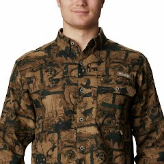 Columbia Men's PHG Sharptail Flannel Image