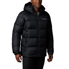 Columbia Men's Pike Lake Hooded Jacket (Extended Tall Sizes) Image